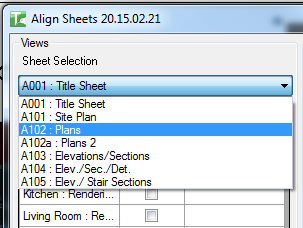 39 Align Sheets