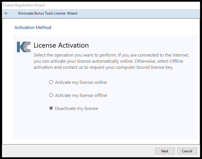 03 Installation of Networked Licence Manager