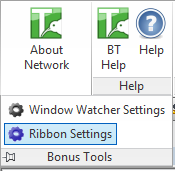 06 Ribbon Settings